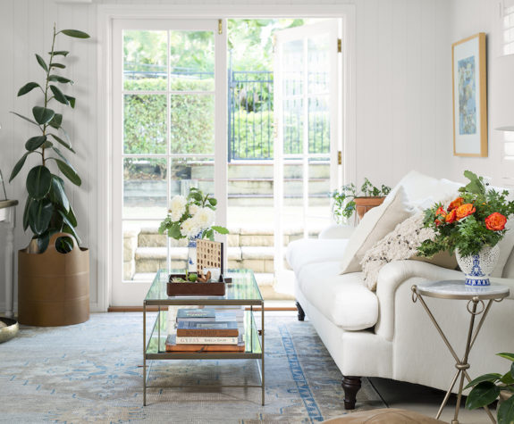Pottery Barn Makeover Editorial